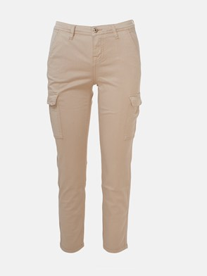 7 FOR ALL MANKIND - BEIGE PANTS