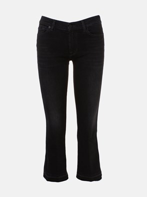 7 FOR ALL MANKIND - BLACK JEANS