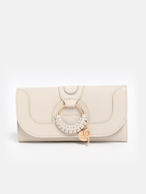 SEE BY CHLOE' - CREAM HANA WALLET