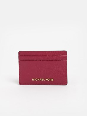 MICHAEL MICHAEL KORS - BRANDY CARD HOLDER