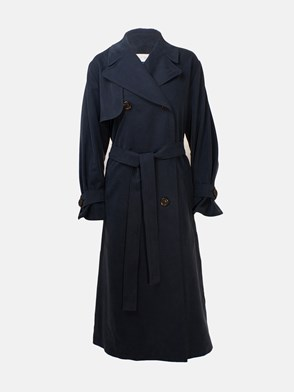 SEE BY CHLOE' - TRENCH BLU