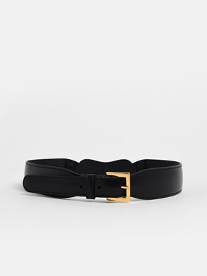 GUCCI - BLACK EFESTO BELT