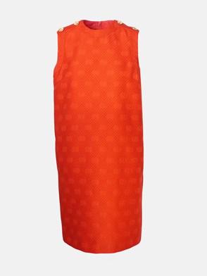 GUCCI - ORANGE GG DRESS
