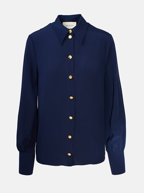 GUCCI - BLUE SHIRT