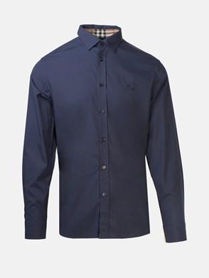 BURBERRY - BLUE NAVY JACKET