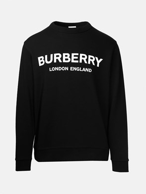 BURBERRY - BLACK SWEATSHIRT
