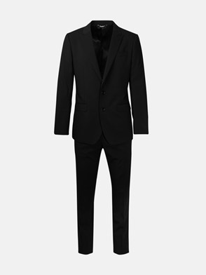 DOLCE & GABBANA - BLACK SUIT