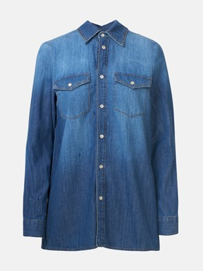 REDVALENTINO - DENIM SHIRT