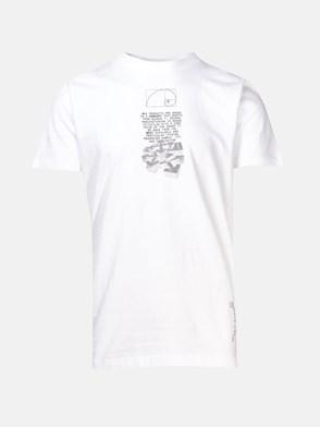 OFF WHITE c/o VIRGIL ABLOH - T-SHIRT BIANCA