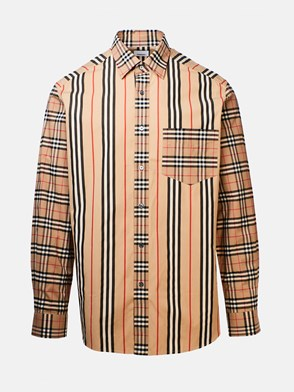 BURBERRY - CHECK SHIRT