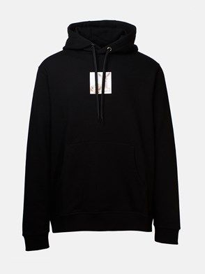 BURBERRY - BLACK SWEATSHIRT