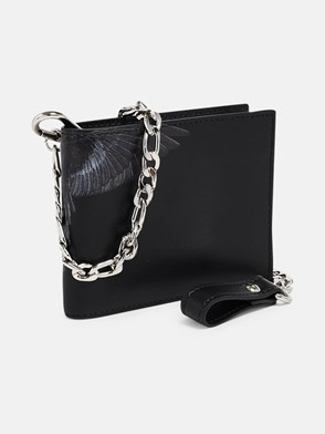 MARCELO BURLON COUNTY OF MILAN - BLACK WALLET