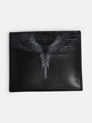 MARCELO BURLON COUNTY OF MILAN - BLACK CARD HOLDER