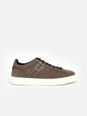 HOGAN - SNEAKERS MARRONI