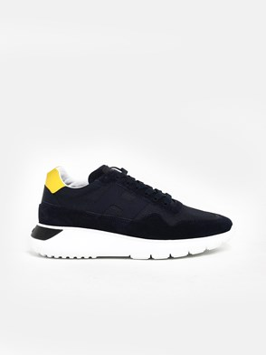 HOGAN - SNEAKERS GIALLO BLU