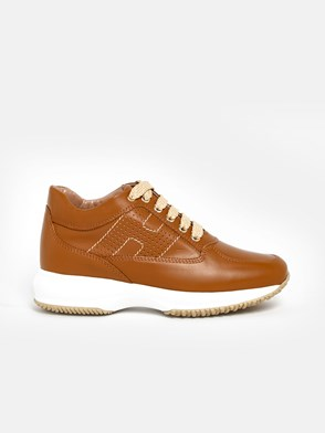 HOGAN - SNEAKERS MARRONE