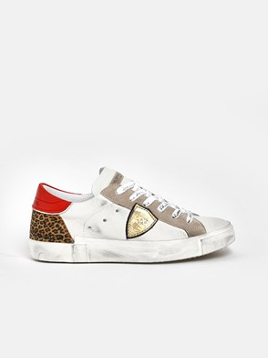 PHILIPPE MODEL - SNEAKERS MULTICOLORE