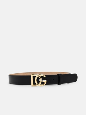 DOLCE & GABBANA - BLACK BELT