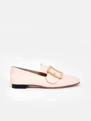 BALLY - PINK LOAFERS