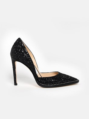 JIMMY CHOO - DECOLLETE NERA