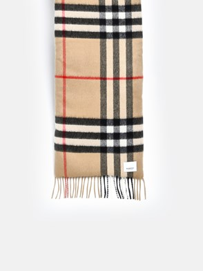 BURBERRY - CHECK SCARF