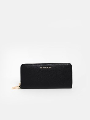 MICHAEL MICHAEL KORS - BLACK CONTINENTAL WALLET
