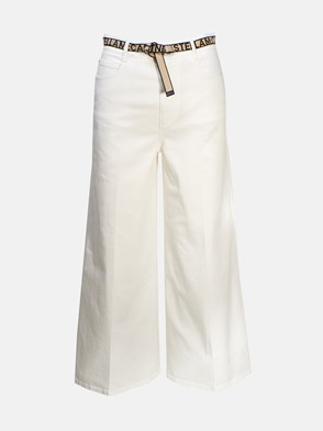 STELLA McCARTNEY - WHITE JEANS