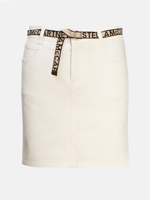 STELLA McCARTNEY - GONNA JEANS BIANCA