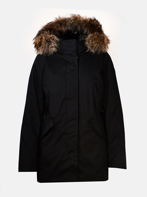 WOOLRICH - GIACCA NERA