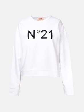 N21 - FELPA LOGO BIANCA