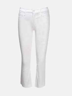 MOTHER - WHITE JEANS