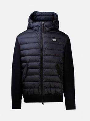 BURBERRY - BLUE TOLSON JACKET