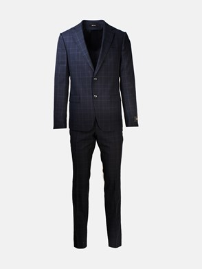 Z ZEGNA - BLUE DROP SUIT