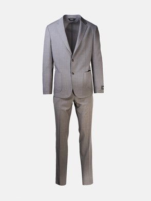 Z ZEGNA - GREY DROP SUIT