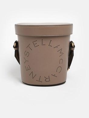 STELLA McCARTNEY - DOVE GRAY BUCKET BAG