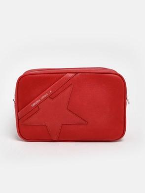 GOLDEN GOOSE DELUXE BRAND - RED BAG