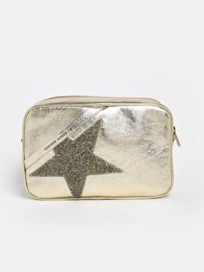 GOLDEN GOOSE DELUXE BRAND - GOLD BAG