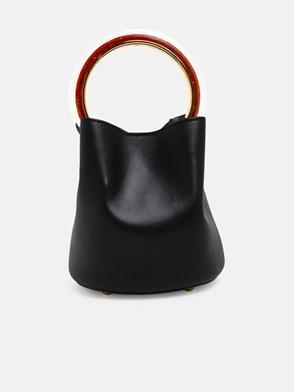 MARNI - BLACK PANNIER BAG