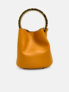 MARNI - YELLOW PANNIER BAG