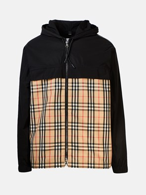 BURBERRY - BLACK COMPTON JACKET