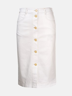 SEE BY CHLOE' - WHITE SKIRT
