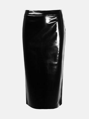 McQ BY ALEXANDER MCQUEEN - BLACK SKIRT