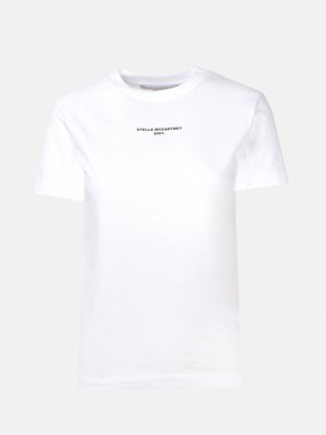 STELLA McCARTNEY - T-SHIRT BIANCA