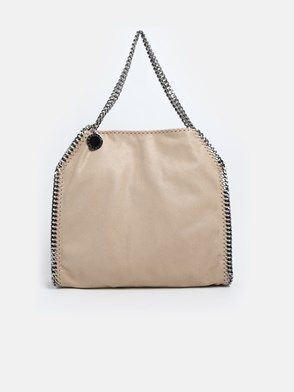 STELLA McCARTNEY - TRACOLLA MINI FALABELLA BEIGE