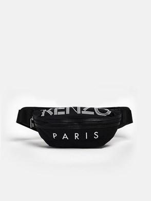 KENZO - BLACK FANNY PACK