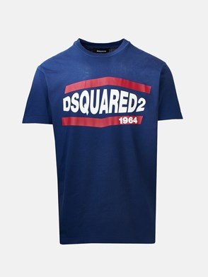 DSQUARED2 - T-SHIRT BLU