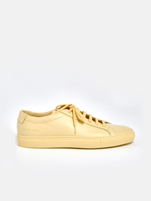 COMMON PROJECTS - SNEAKERS ACHILLES GIALLE