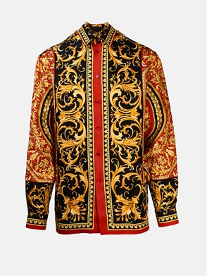 VERSACE - MULTICOLOR ICONIC SHIRT