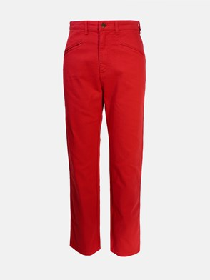 PHILOSOPHY BY LORENZO SERAFINI - RED JEANS