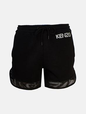 KENZO - SHORTS NERI